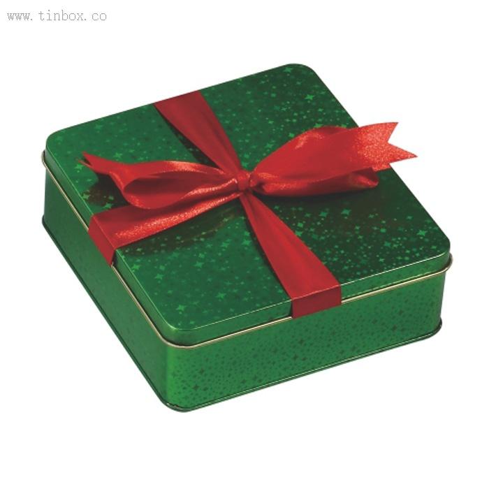 Christmas Tins.Bulk Rectangular Christmas Tins With Lid China Bulk
