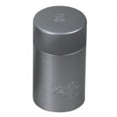 coffee round tin box with inner lid