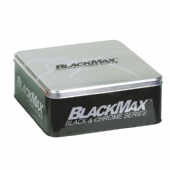 square tea tin box with step lid