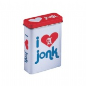 cigarette packaging tin box