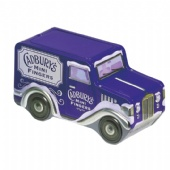 truck shaped tea tin box