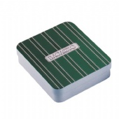Customized Wallet Packaging Tin Box