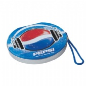 PEPSI round CD Tin Box
