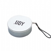 UDY D-shaped CD Tin Box