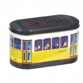 lisboa bus shaped tin box