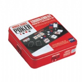 world series poker packaging tin box