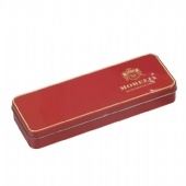 Multi Purpose Red pencil tin box