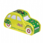 Car shaped Biscuit Tin