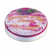 Candy sweet confectionery tin box