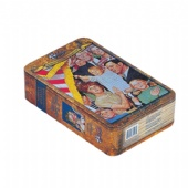 Rectangular Halloween Tin Box