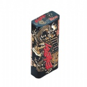 premium rectangular candy tin box