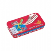 rectangular small candy tin