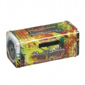 double lid promotional tin box