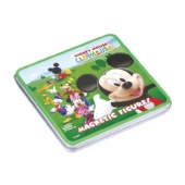 Disney square promotional tin box