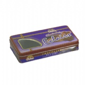 Chiko chocolate Rectangular tin box