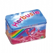 herbusie Rectangular tin box