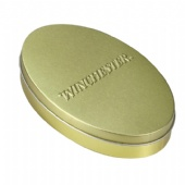 WINCHESTER Oval Tin Box