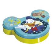 Mickey Mouse shaped candy Tin box