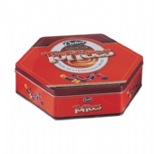 Chelsea ASSORTED Toffees Hexagonal Tin Box