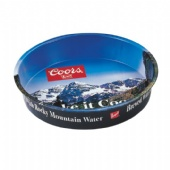 high quality round tin tray