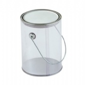 Clear Buckets and Clear Pails