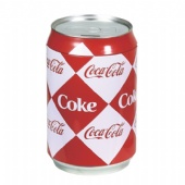 coca cola coin tin box