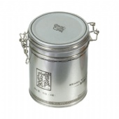 sliver candy tin box
