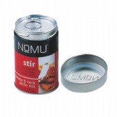 NOMU pull-tab can, ring-pull can