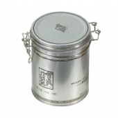 Airtight tea tin box