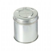 round watch tin box