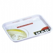 rectangle tin tray