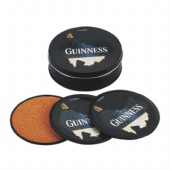 Tin Coasters set