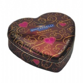 heart cookies tin box packaging