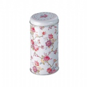 round Chocolate tin packaging box