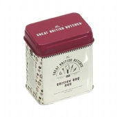 rectangular Spice Tin Box with Shaker inner Lid