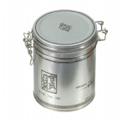 tea tin box with airproof lid