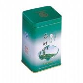 Green tea tin boxe