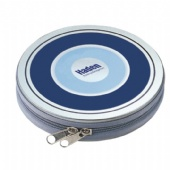 round cd tin box