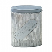 Print Pet Dog Food Tin Box With Embossing