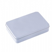 Food Grade Airtight Rectangular Tin Box For Cookie