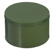 Food Grade Round Cookie Tin Box