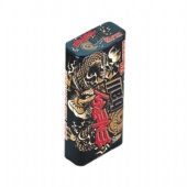 Metal Cigarette Tin Can With Printed Embossing Personalised Cigarette Tin