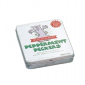 seamless rectangular pill tin box
