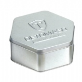 Hexagonal Tin Box