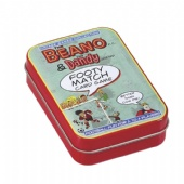 Mini Puzzle Tin Box