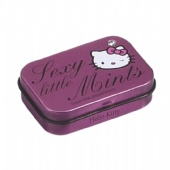 small rectangular mint tin
