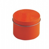 seamless round mint tin box