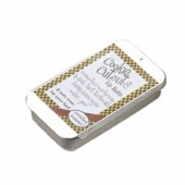 small slide tin box for mint packaging