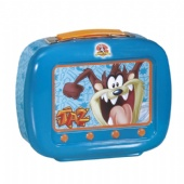 Premium TV shaped lunch tin box